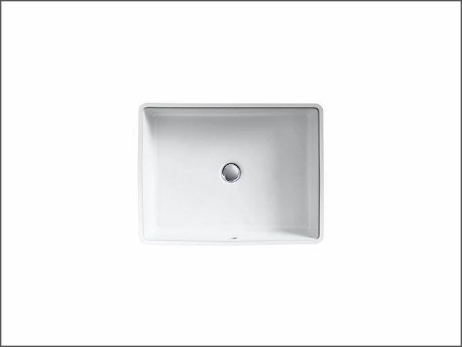 small rectangular undermount bathroom sink related PRDCELH