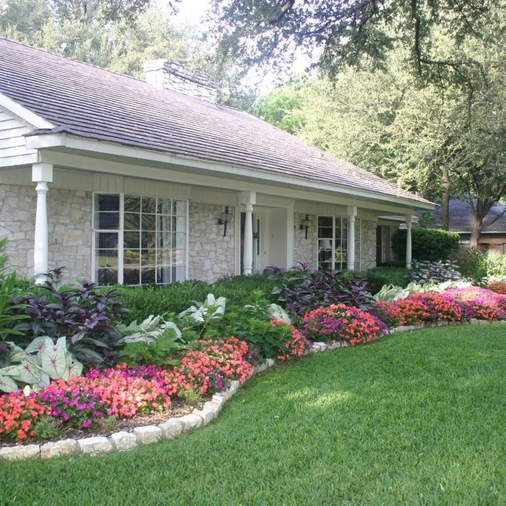 stunning front yard landscaping ideas on a budget 01 FVNTQHF