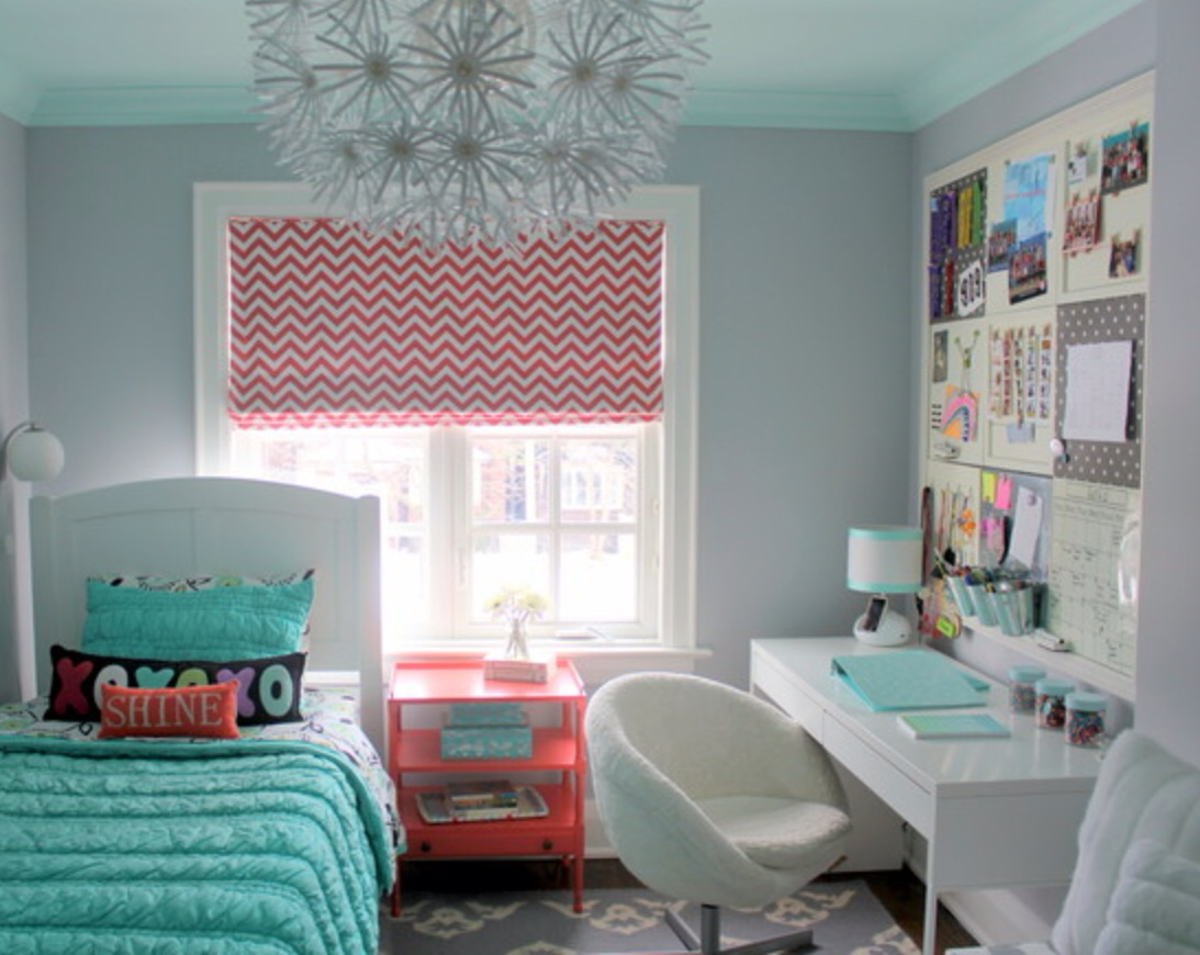 teenage girl bedroom ideas for small rooms teenage girl bedroom decorating ideas small BIVUDQF