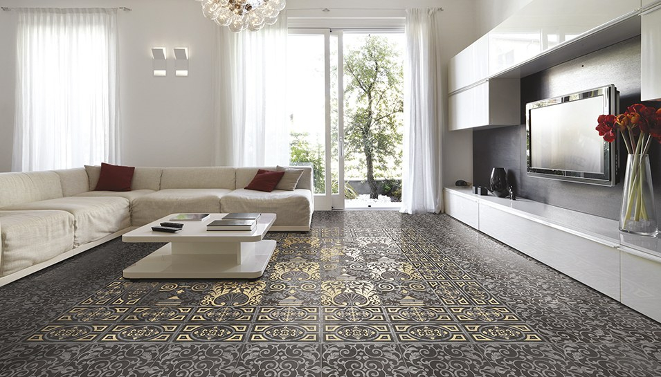 tile flooring ideas for living room view in gallery living-room-flooring-victorian-look-ceramic-tile-eco- MCEFJVH