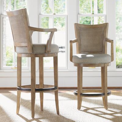 upholstered swivel bar stools with backs elegant bar stool with back and arms padded swivel bar UFKDRVZ