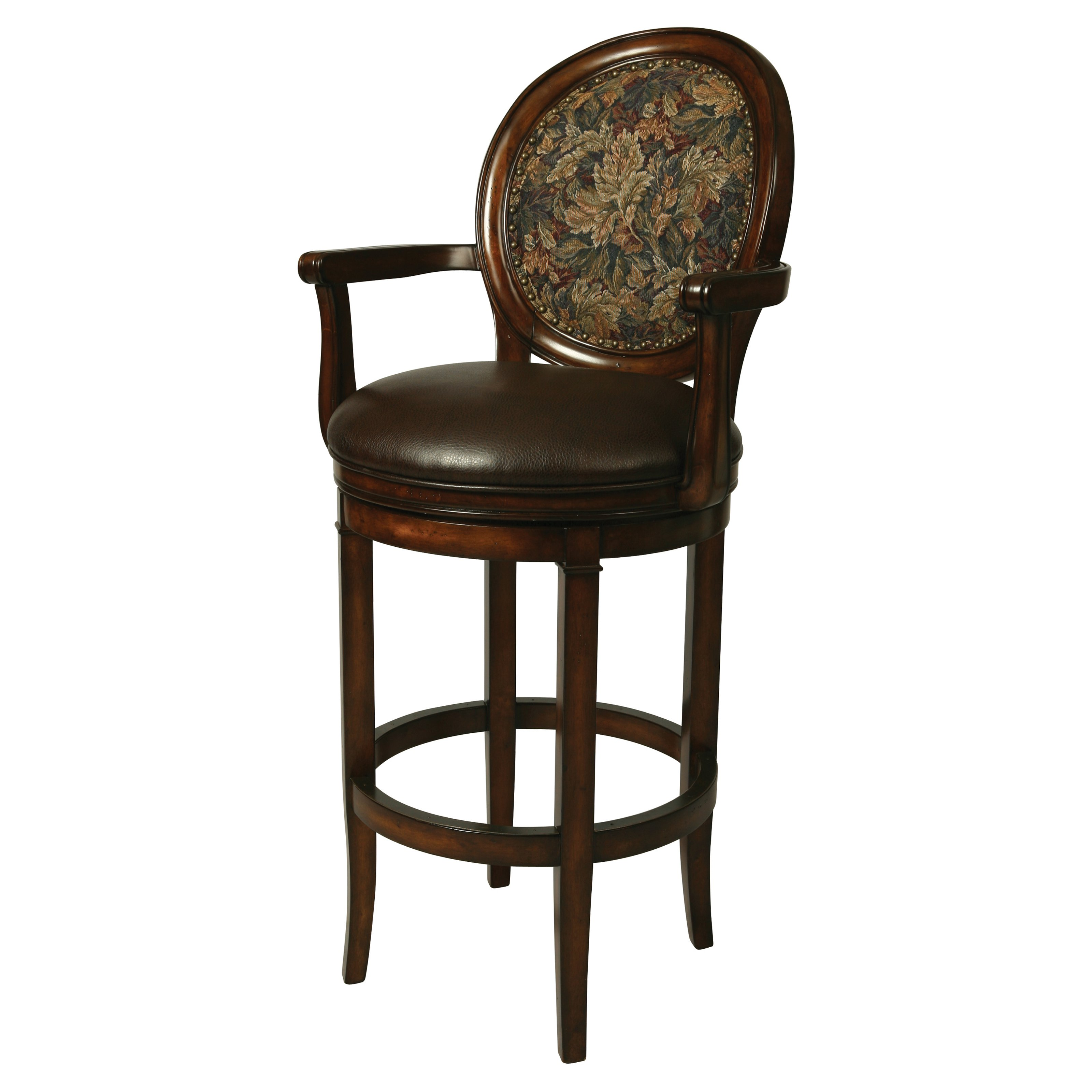 upholstered swivel bar stools with backs exciting traditional upholstered swivel bar stool with back and wooden UNLEGXV