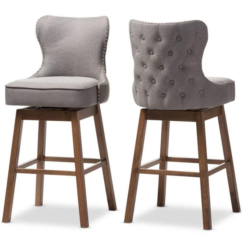 upholstered swivel bar stools with backs ... large size of bar stools:contemporary swivel bar stools with OGFBMMG