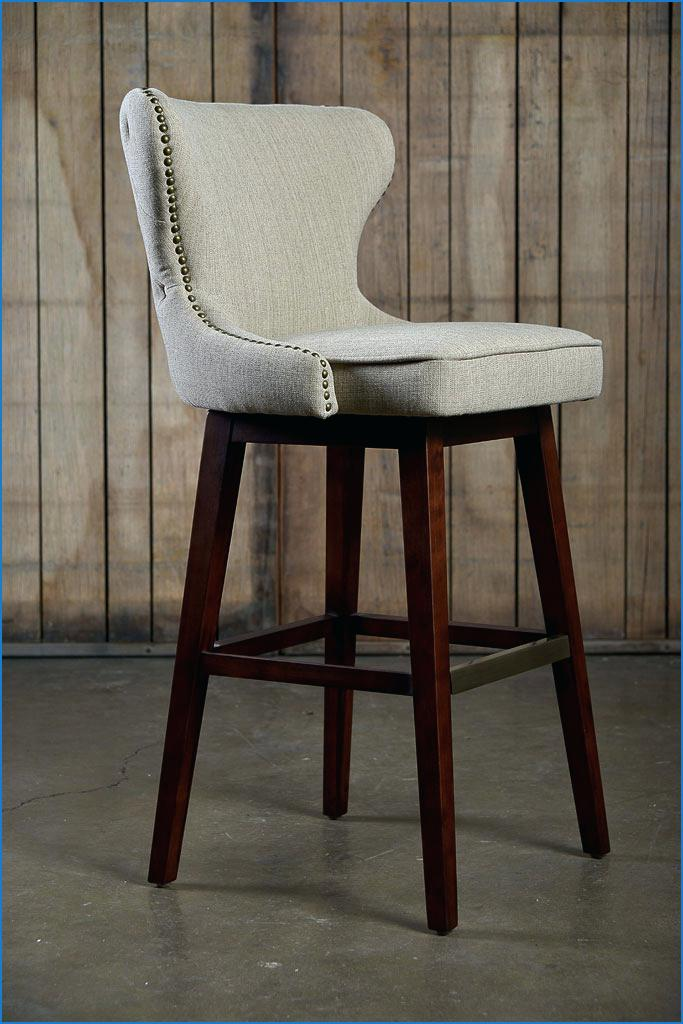 upholstered swivel bar stools with backs swivel counter stool with ZOMIYVD