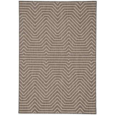 waterproof outdoor rug geometric indoor/outdoor area rug YBJRHAN