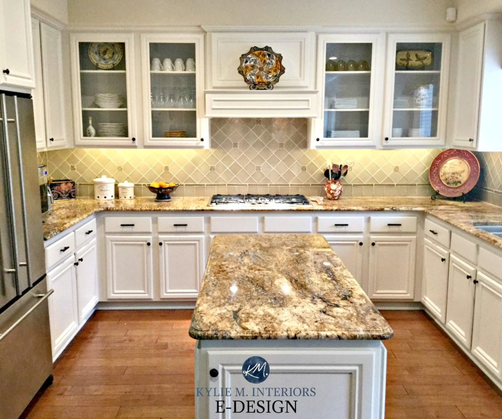 white kitchen cabinets with white appliances kitchen with maple cabinets and wood floor painted benjamin moore UHJPDMT