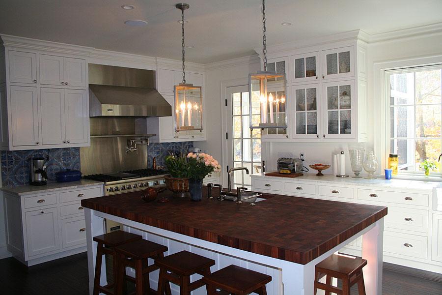 white kitchen island with butcher block top white kitchen island butcher block top new white kitchen island KQWVHEN