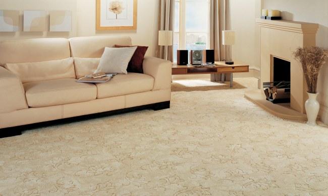 Beautiful carpet for room