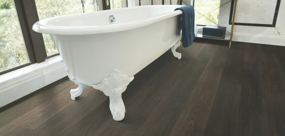 vinyl floor tiles for bathroom view larger image can vinyl flooring be used in a bathroom? FVXUYDG
