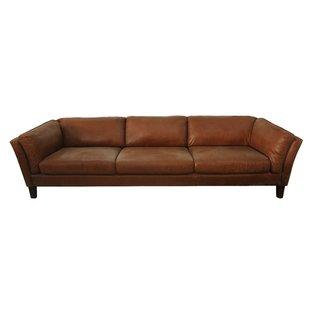 2 Seater Leather Sofa   Wayfair
