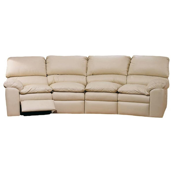 Catera Reclining Four Seat Conversation Sofa | USA Made