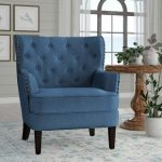 Accent Blue Chairs to Adorn Your Home
