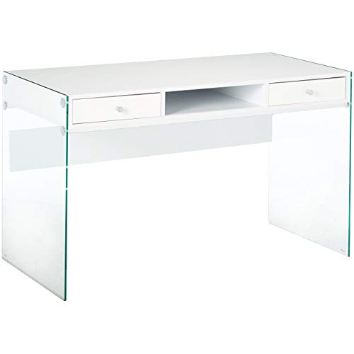Acrylic Desk: Amazon.com