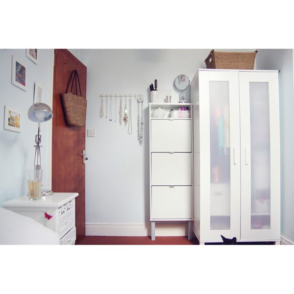 Aneboda Wardrobe (White) - Furniture Source Philippines