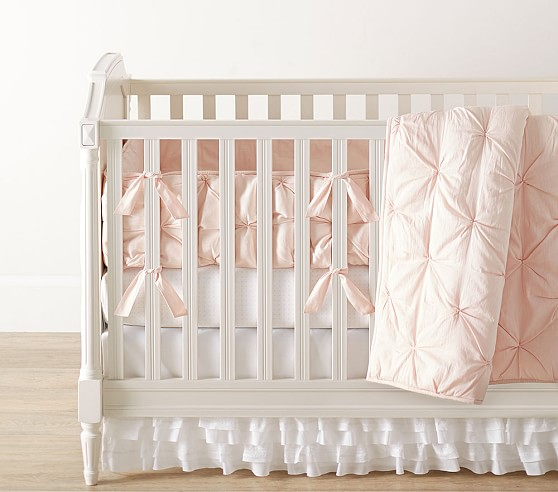 Audrey Baby Bedding | Pottery Barn Kids
