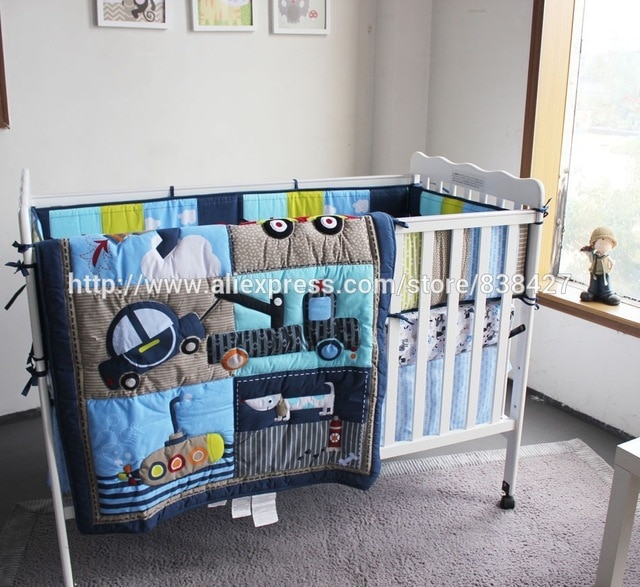 Baby Boy Crib Bedding Ideas and Designs