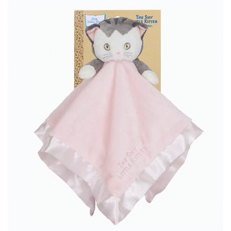 Shy Little Kitten Baby Comforter | Baby Gifts Online | Not Another