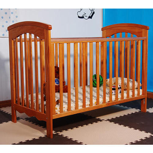 Brown Radhams Wooden Baby Cot, Rs 20000 /piece, Radhams Decorators