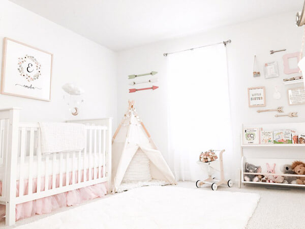 How Baby Girl Bedroom Ideas Work