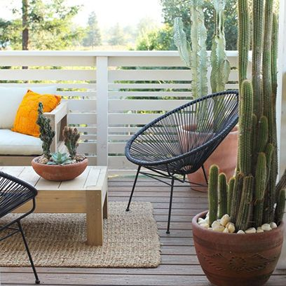 Modern Outdoor Patio Furniture | CB2