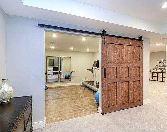 45 Amazing Luxury Finished Basement Ideas | basement | Pinterest
