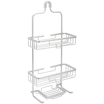 Amazon.com: Zenna Home 7402AL, NeverRust Aluminum Shower Caddy