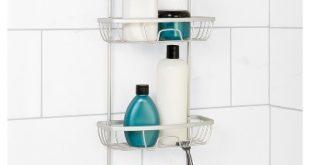 NeverRust Aluminum Shower Caddy Large Zenna Home : Target