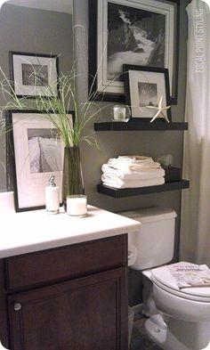 283 Best DIY Bathroom Decor images   Toilet ideas, Diy room decor