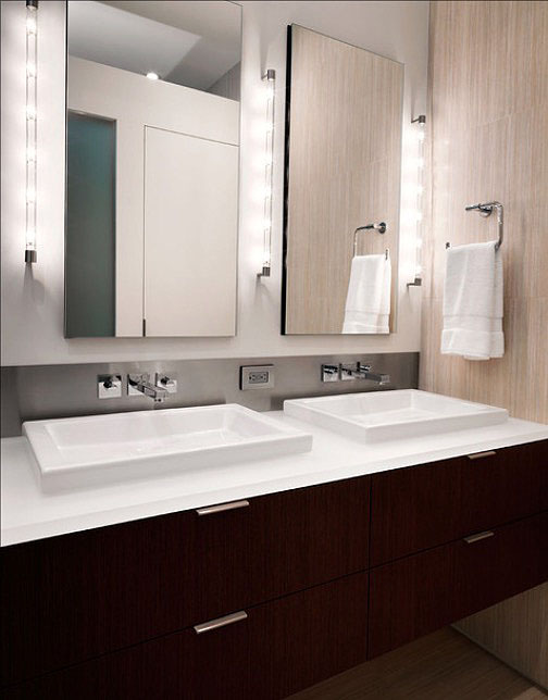 30 Quick and Easy Bathroom Decorating Ideas | Freshome.com