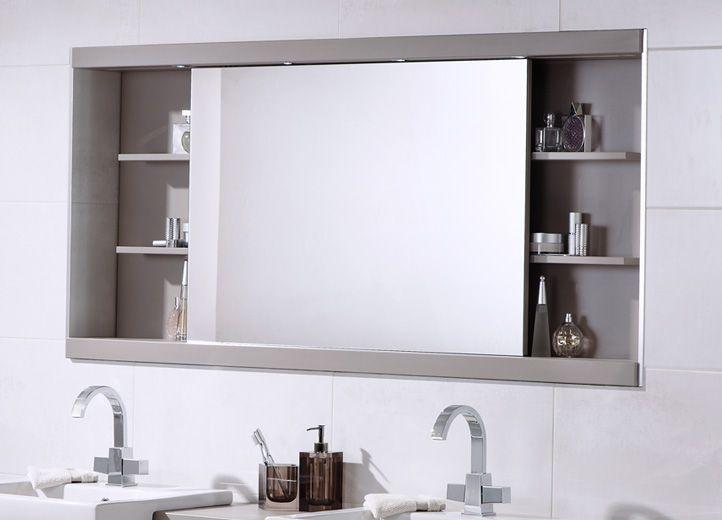 Bathroom Medicine Cabinets with Mirrors | BATHROOM MIRRORS, BATHROOM
