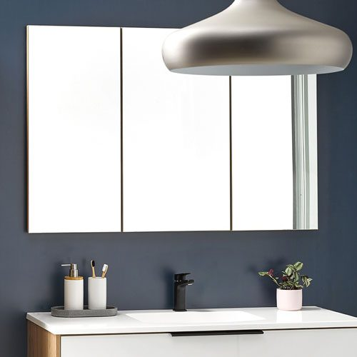 Mahia Bathroom Mirror Cabinet