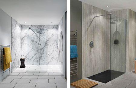 Nuance bathroom panels | Ryrie | Pinterest | Bathroom paneling