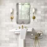 Bathroom Sconces for Brighter More   Beautiful Space