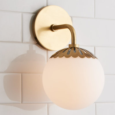 Bathroom Sconces | Unique Designs in Bath Lighting - Shades of Light