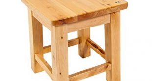 Amazon.com: Shower Seats stools Shower/Bathroom Stool Wooden Shower