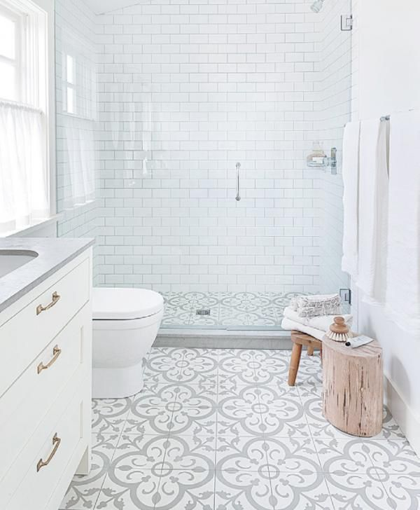 Top 6 Bathroom Tile Trends for 2017 | the bathroom | Pinterest