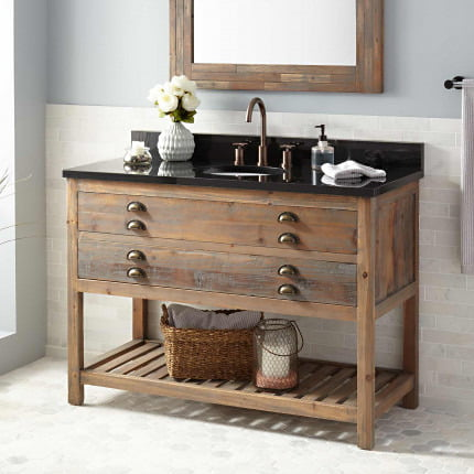 Bathroom Vanities and Vanity Cabinets | Signature Hardware