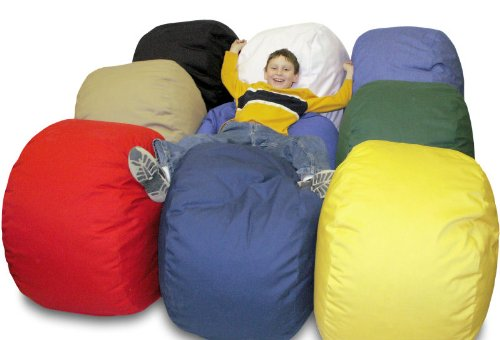 Amazon.com: Denim - KID'S Poco Bean Beanbag Chair: Home & Kitchen