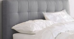 Grid-Tufted Headboard | west elm