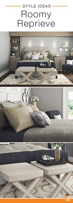 Bedroom Accessories Organizing and   Decorating Ideas