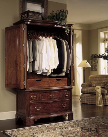Your Guide to Buying an Armoire