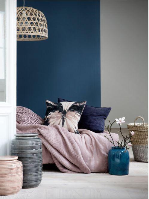 19 Blissful Bedroom Colour Scheme Ideas - The LuxPad