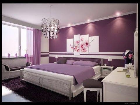 Bedroom Interior Colour Combination Ideas || Bedroom Colour