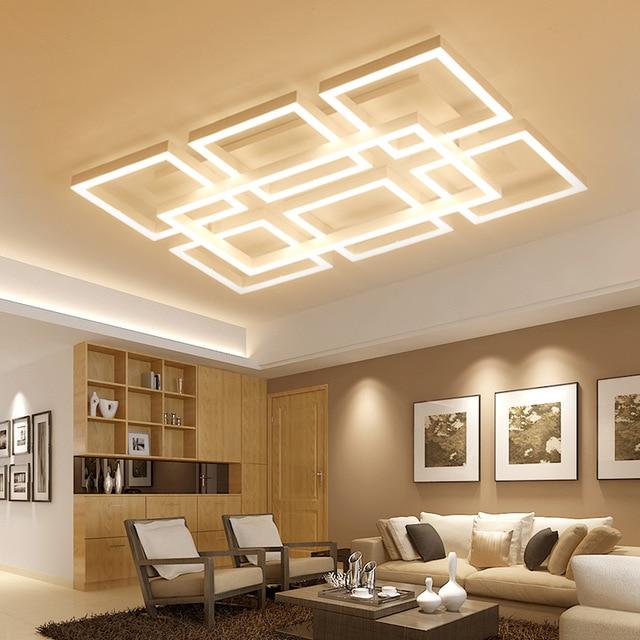 led ceiling light Living room light simple modern atmosphere home