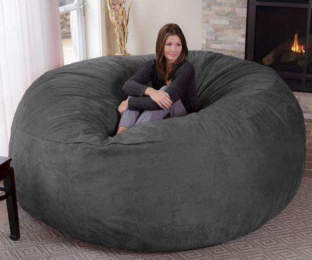 Jumbo Bean Bag Chair in 2019 | Interior Design | Pinterest | Bean