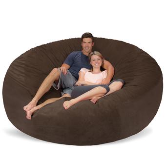 Giant Bean Bag - Huge Bean Bag Chair - Extra Large Bean Bag