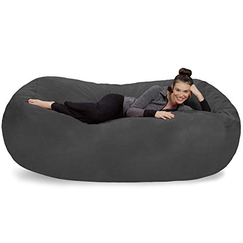 Big Bean Bag Couch Comforts You More than   You Expect