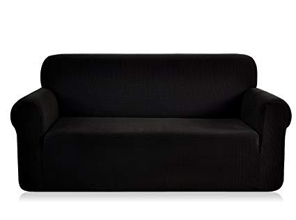 Amazon.com: CHUN YI Jacquard Sofa Cover 1-Piece Polyester Spandex