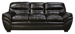 Tassler DuraBlend - Black - Sofa | 4650138 | Leather Sofas
