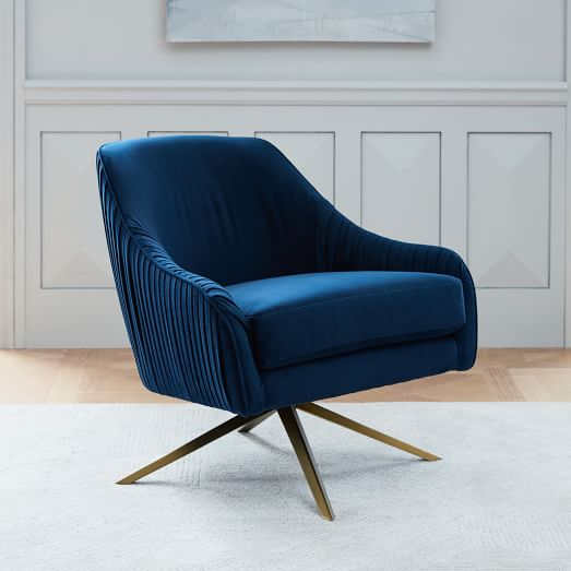 Roar + Rabbit™ Swivel Chair | west elm
